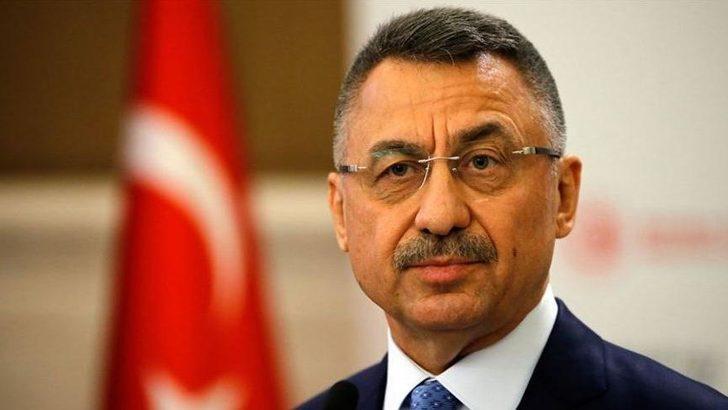 Cumhurbaşkanı Yardımcısı Oktay, Ermenistan'ın Azerbaycan mevzilerine saldırısını kınadı