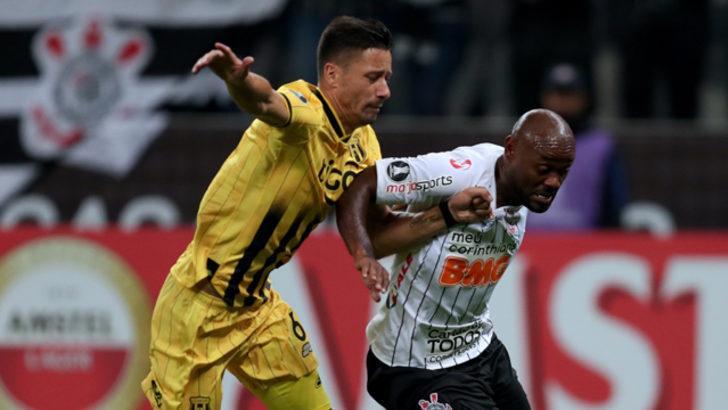 Corinthians Vagner Love'ı duyurdu