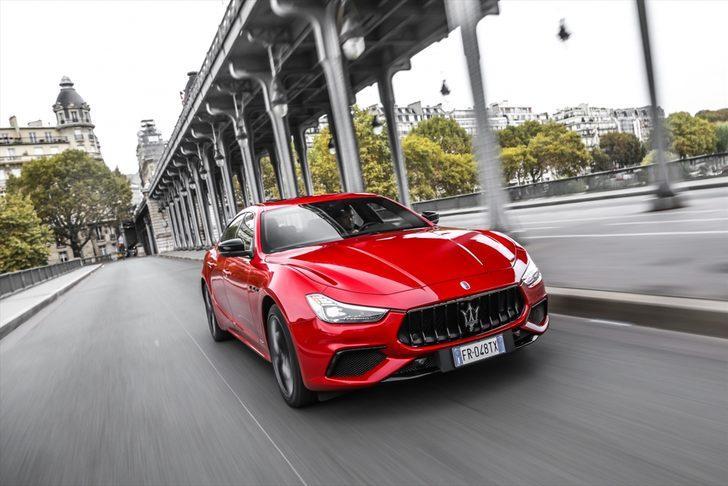 Maserati Ghibli Hybrid'in Türkiye'ye geliş tarihi belli oldu