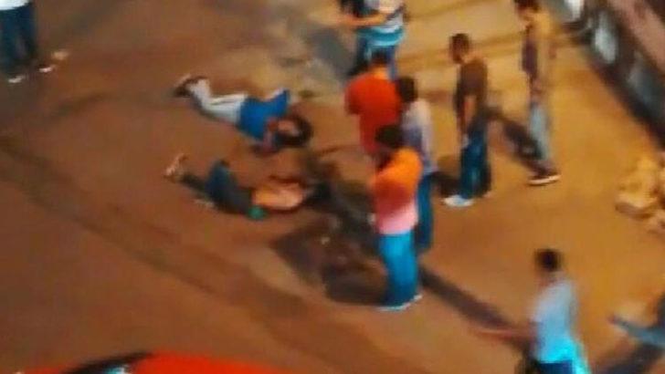 İstanbul'un göbeğinde dehşet dakikaları