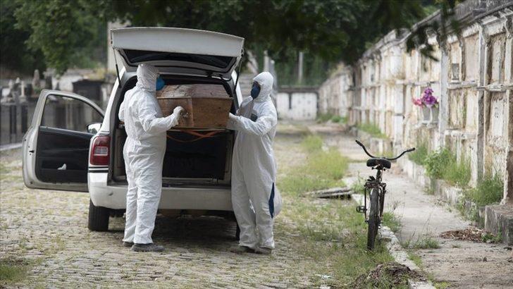 Brezilya, Meksika ve Hindistan'da koronavirüs bilançosu artıyor