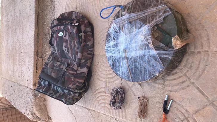 MSB duyurdu! Tel Abyad'da bombalı eylem hazırlığındaki terörist yakalandı