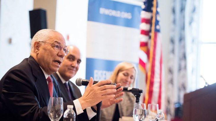 "Powell: ""Biden'a Oy Vereceğim"""