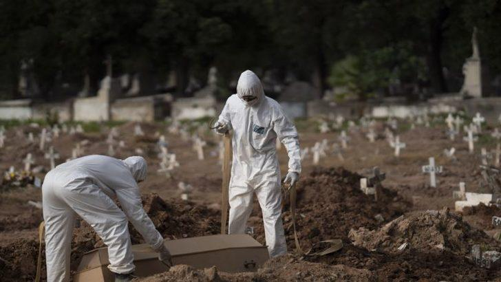 Salgında Ölenlerin Sayısı 400 Bini Aştı