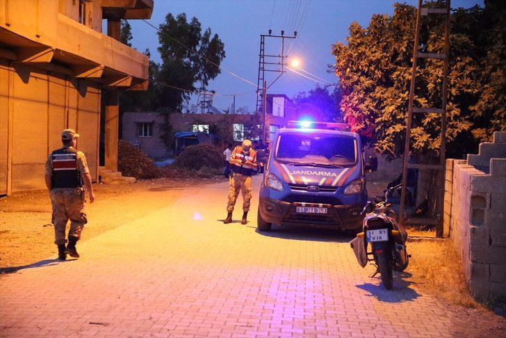 Hatay'da silahlı saldırıda bir çocuk öldü, dedesi yaralandı
