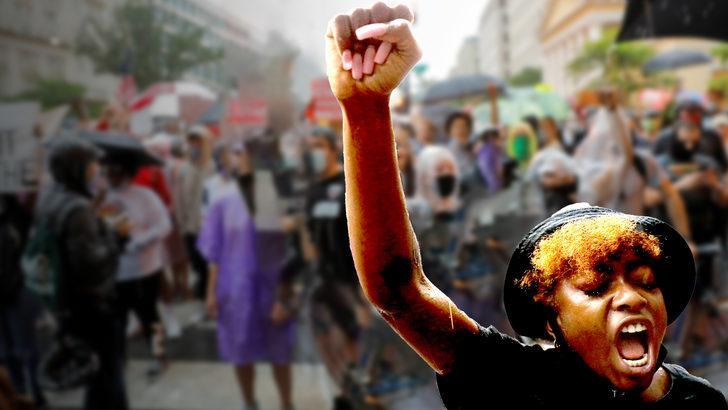 """George Floyd protestoları: """"Seyirci kalamam"""""""