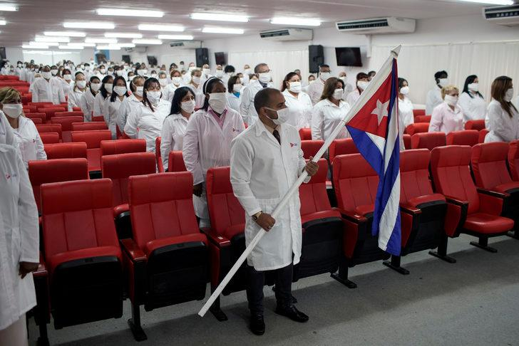 Küba duyurdu: Salgını kontrol altına aldık