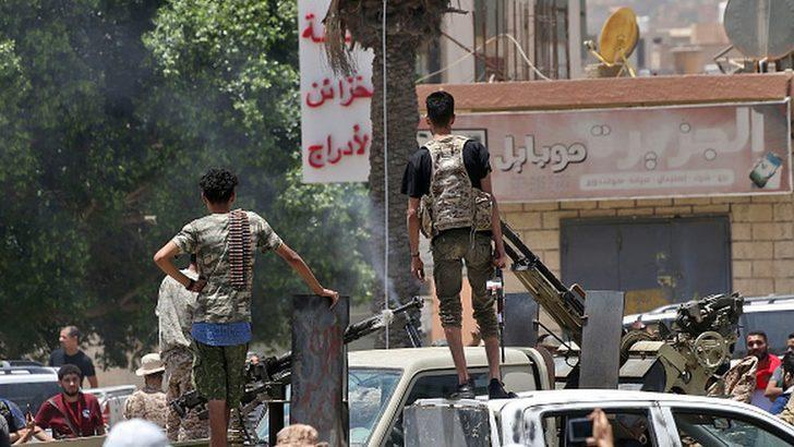 BM: Libya'da intikam amaçlı yağma yapılıyor