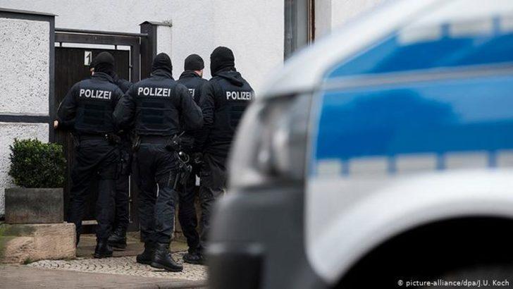 Almanya'da Müslümanlara yönelik terör planı engellendi