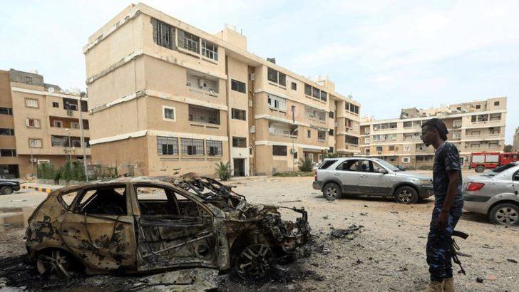 Libya'da Ulusal Mutabakat Hükümeti Güçlerine Yıkım Yağma Suçlaması