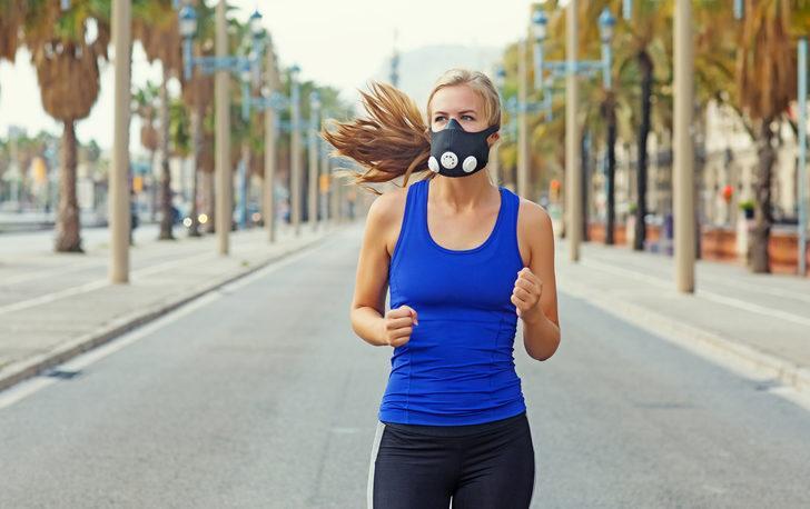 Spor yaparken maske takmak canınıza mal olabilir! İşte sonuçları