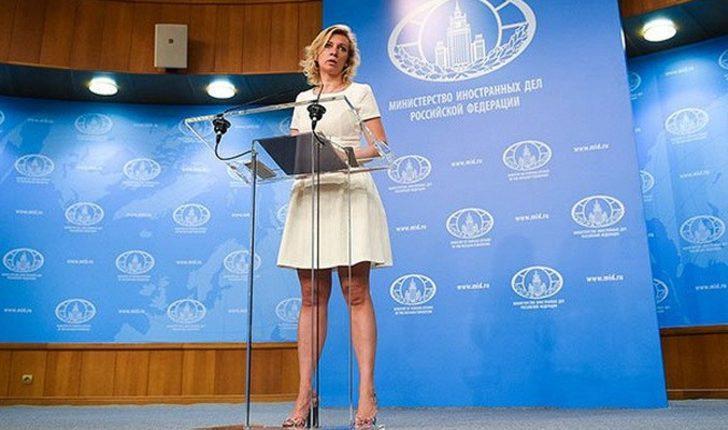 Putin'den Zaharova'ya 'büyük görev'