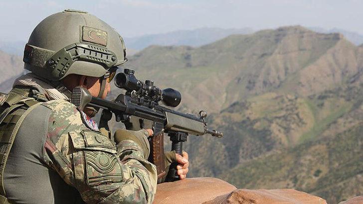 Son dakika: Milli Savunma Bakanlığı duyurdu! 4 PKK'lı terörist öldürüldü