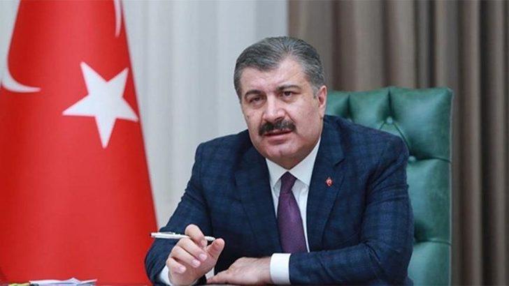 Sağlık Bakanı Fahrettin Koca'dan mesafe kuralı uyarısı