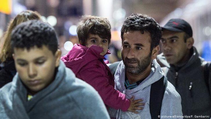 Almanya mülteciler için 23 milyar Euro harcadı