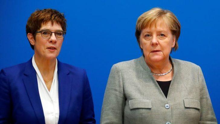 Almanya'dan ABD'nin Asker Çekme Kararına Art Arda Tepkiler