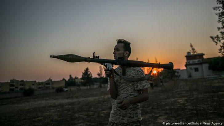 Türkiye ve ABD'den Libya'da ateşkes için işbirliği adımı