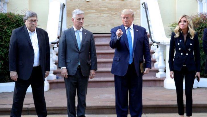 """""""Beyaz Saray Müdahaleden Pişman Değil"""""""