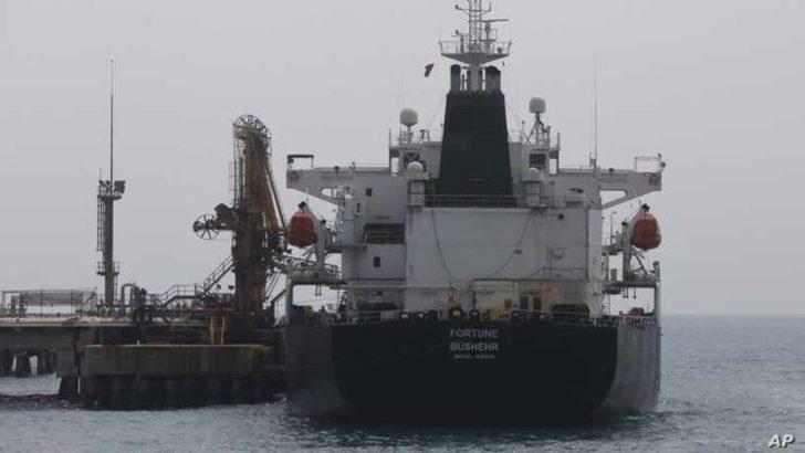ABD'nin İran'ın Kritik Denizcilik Şirketlerine Yaptırımı Devrede