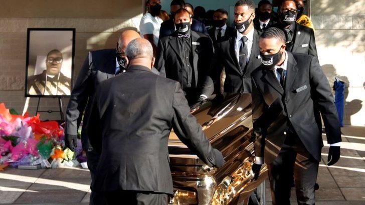 Floyd'un Cenazesi Bugün Toprağa Veriliyor