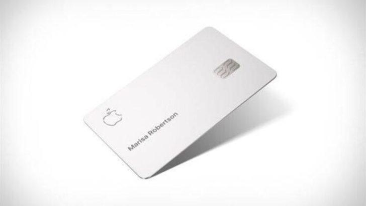 Apple Card yakında kullanıma sunulacak
