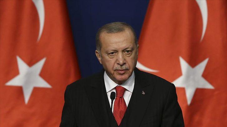 Cumhurbaşkanı Erdoğan'dan Aybüke Yalçın paylaşımı