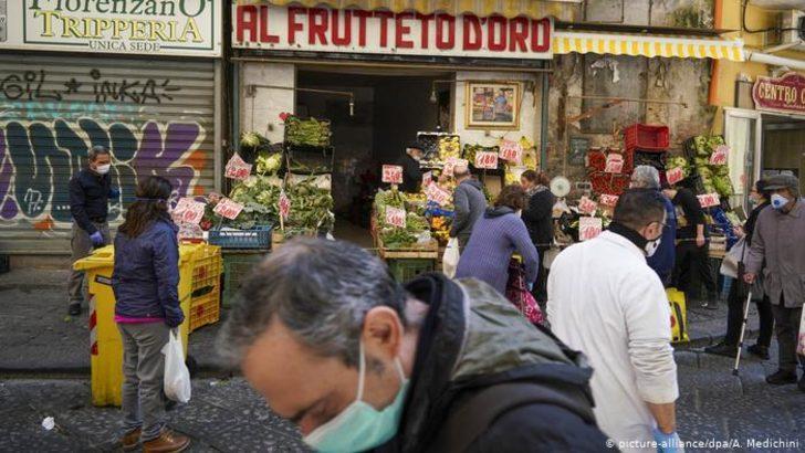 İtalya'da korona mağdurları dava açıyor