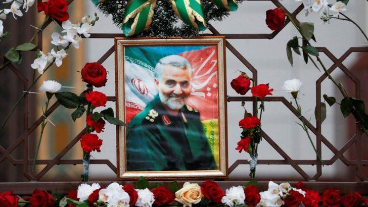 Kasım Süleymani'nin Yerini CIA ve Mossad'a Bildiren Kişi İdam Edilecek