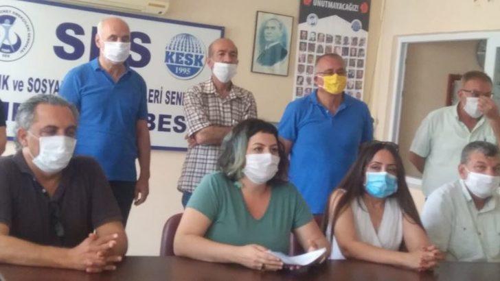 SES: 'Mersin'deki Vakalarda Ciddi Artış Var'
