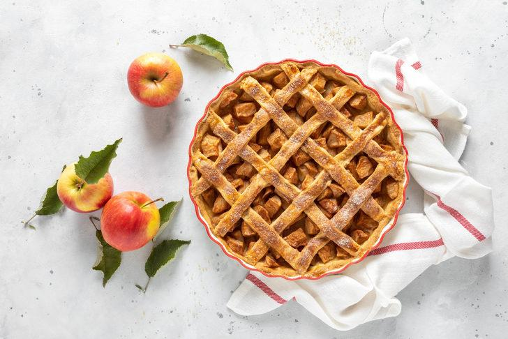 Elmalı turta tarifi: Mükemmeli uzaklarda aramayın...