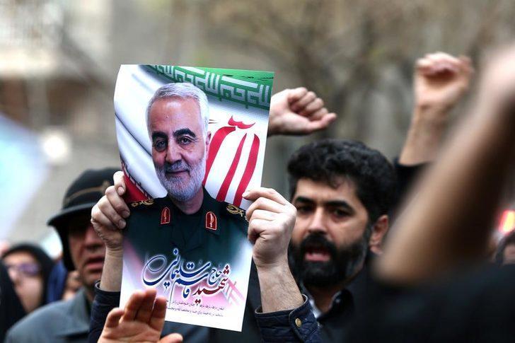 İran'da o şüpheliye idam cezası
