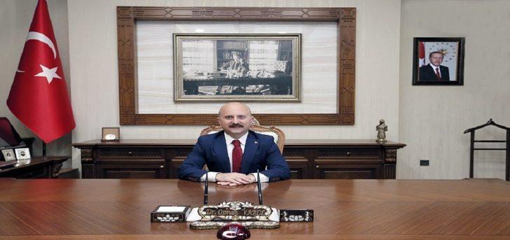 Ağrı'nın yeni valisi Osman Varol oldu