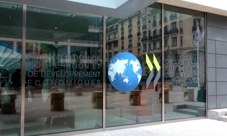 OECD Türkiye'de bu yıl yüzde 4.8 daralma bekliyor