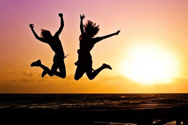 Hayattan zevk alan insanların sırrı açıklandı! Zor koşullarda bile mutlu olmanın sırrı...