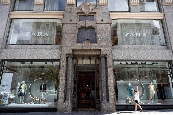 Zara'nın kurucusu İnditex, bin 200'den fazla mağazasını kapatıyor