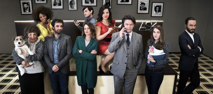 Dünyaca ünlü Call My Agent dizisinin yerli versiyonu geliyor! İşte ...