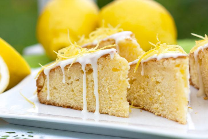 Pamuk gibi, mis kokulu limonlu kek tarifi: Herkes bu lezzetin peşinde!