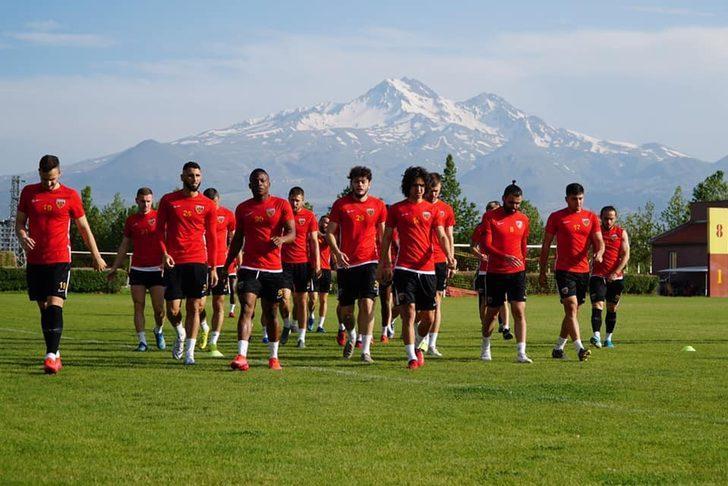 Kayserispor'un Fenerbahçe maçı kadrosu
