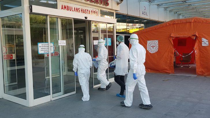 Karabük'te tedavi gören koronavirüs vaka sayısı 20 oldu