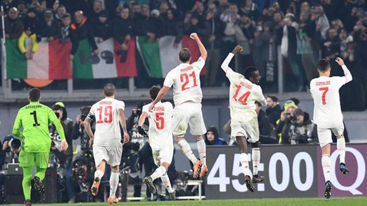 ÖZET | Juventus - Milan maç sonucu: 0-0
