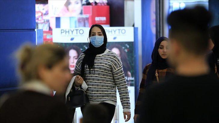 Irak'ta bir günde en yüksek vaka sayısı kayda geçti