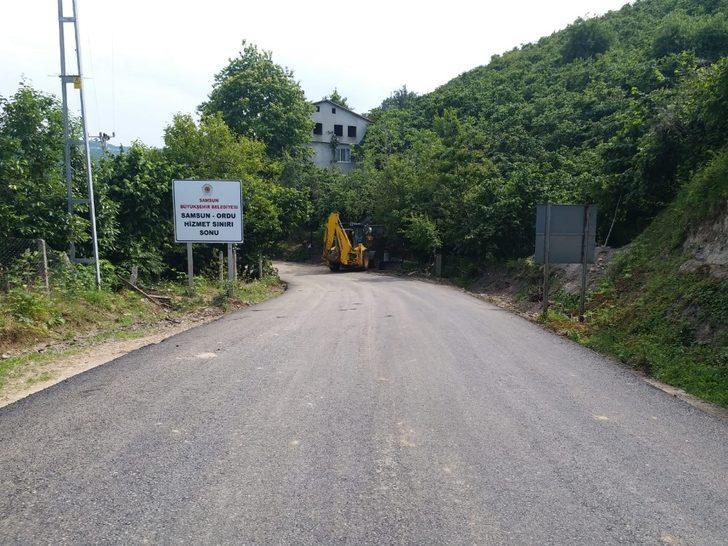 Ordu Büyükşehir sınırları aştı