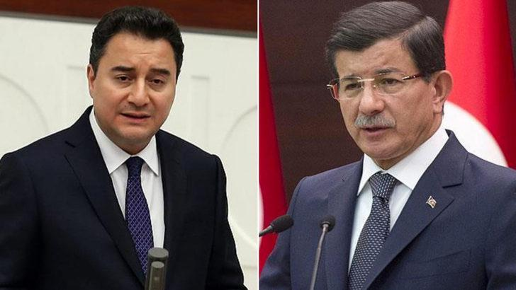 Davutoğlu'ndan Ali Babacan'a üstü kapalı eleştiri