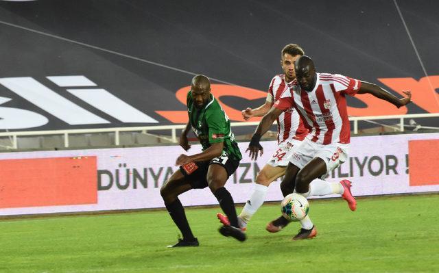 ÖZET | Demir Grup Sivasspor - Yukatel Denizlispor: 1-0