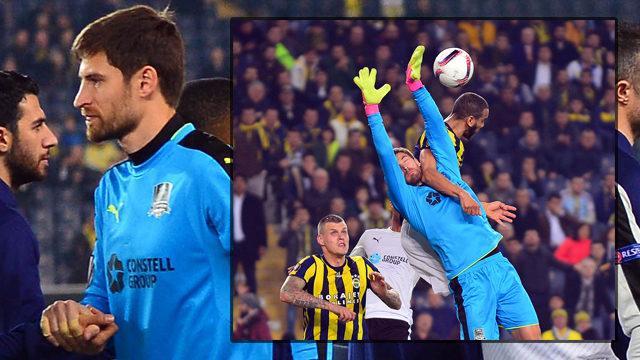 Beşiktaş'ta kaleci Stanislav Kritsyuk ile temasa geçti