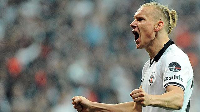 Beşiktaş'a Domagoj Vida'dan kötü haber