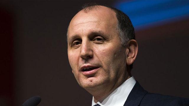 Trabzonspor Kulübü eski başkanlardan Muharrem Usta ile uzlaştı