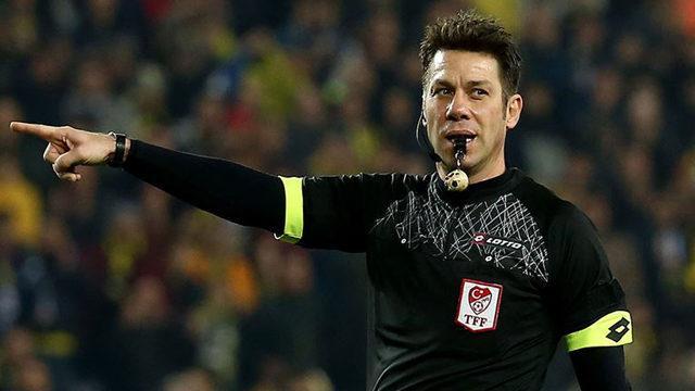 Süper Lig'de 28. hafta maçlarının hakemleri belli oldu