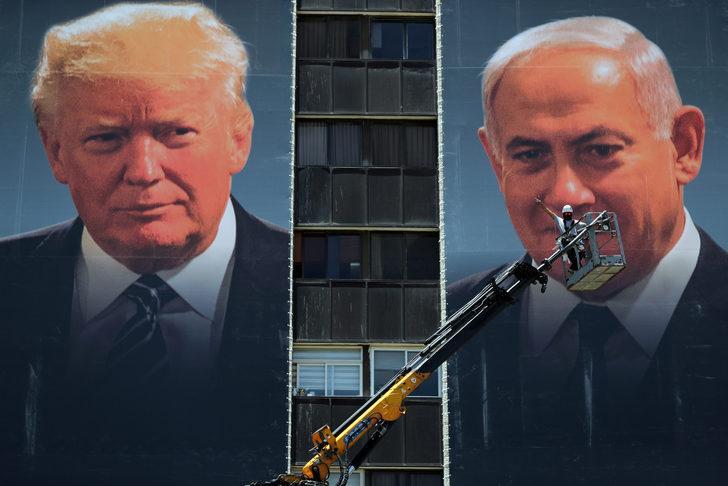 Golan Tepeleri 'Trump Tepeleri' mi oluyor?