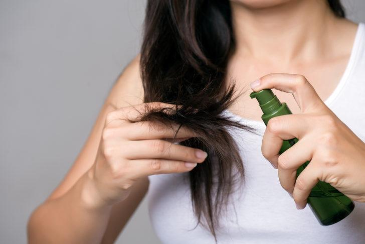 Argan yağı ile saç bakımı